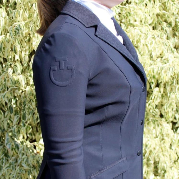Cavalleria Toscana Micro Perforated Womens Competition Jacket Show Jackets