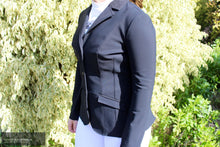 Load image into Gallery viewer, Cavalleria Toscana Micro Perforated Womens Competition Jacket Show Jackets
