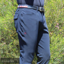 Load image into Gallery viewer, Cavalleria Toscana New Grip Mens Casual Breeches Navy (7001) / ITA50 Casual Breeches Men