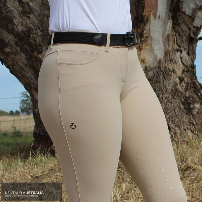 Cavalleria Toscana 'New Grip' Womens Competition Breeches Competition Breeches