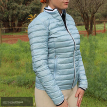 Load image into Gallery viewer, Cavalleria Toscana 'Quilted Puffer' Womens Casual Jacket Jumpers and Jackets