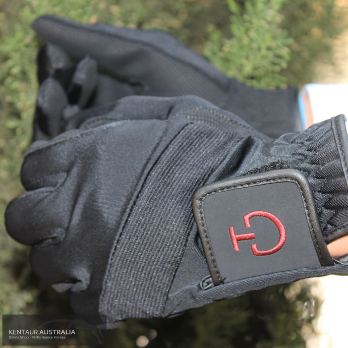 Cavalleria Toscana Techn Gloves Rider Accessories
