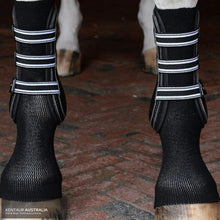 Load image into Gallery viewer, EquiFit HorseSox Black / Pony Bandages/ Underwraps