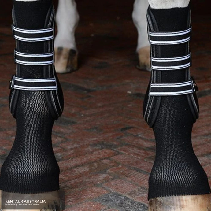 EquiFit HorseSox Black / Pony Bandages/ Underwraps