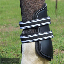 Load image into Gallery viewer, EquiFit T-Boot XCEL Hind Boots Black / Tall Training Jumping Boots