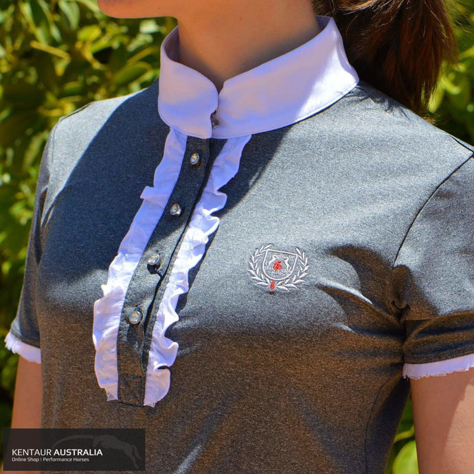 FairPlay 'Charlotte' Womens Competition Shirt Competition Shirt