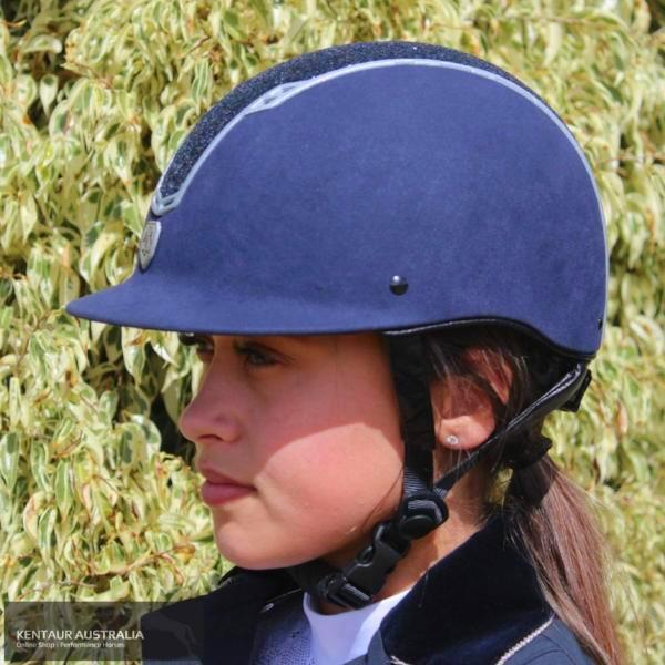 Fairplay Fusion Moonlight Helmet Navy-Silver / S/m (55-57) Helmet