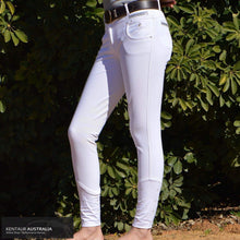 Load image into Gallery viewer, FairPlay 'Jill' Womens Competition Breeches AU 10 Competition Breeches