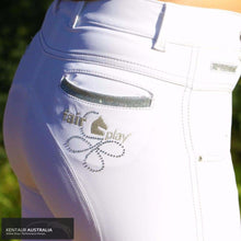 Load image into Gallery viewer, FairPlay 'Jill' Womens Competition Breeches Competition Breeches