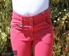 Load image into Gallery viewer, Fairplay Nadia Childrens Casual Breeches Casual Breeches