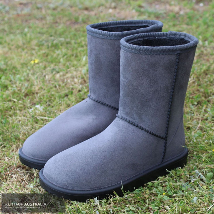 HKM 'Davos' All-Weather Boots Grey / 38 Footwear