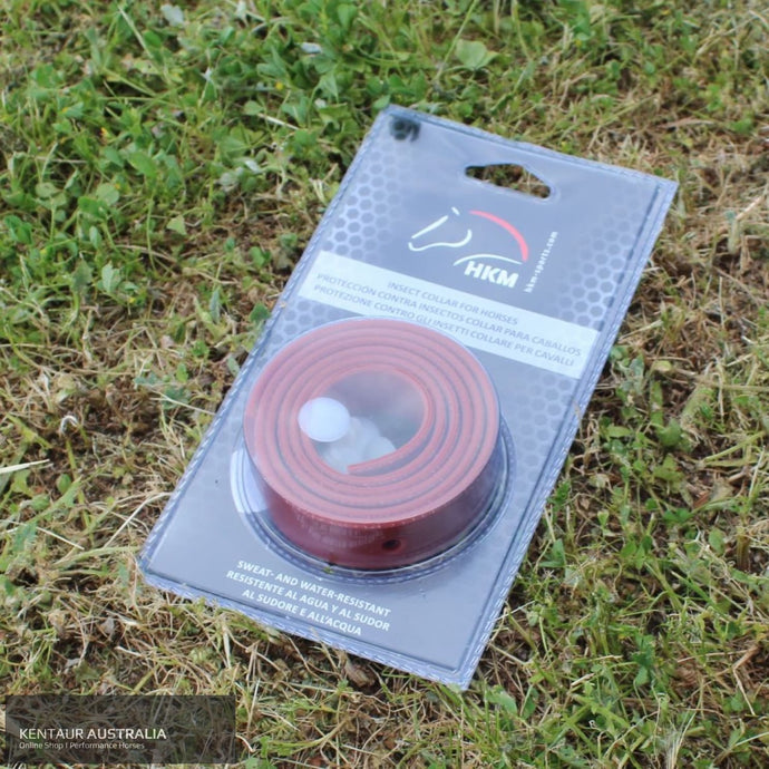 HKM Insect Repellent Collar Grooming