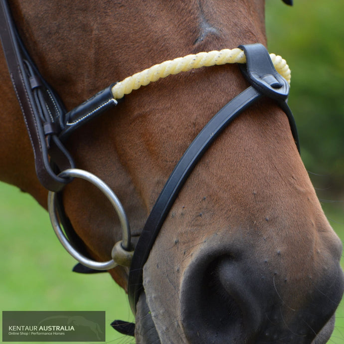 John Whitaker Rope Noseband Bridles