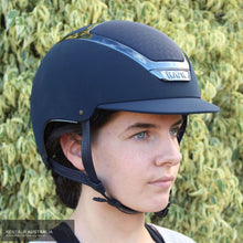 Load image into Gallery viewer, Kask Dogma Chrome Light Helmet Navy / Same Colour as Helmet Kask Helmets