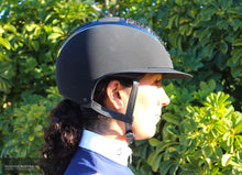 Load image into Gallery viewer, Kask Star Lady Swarovski on the Rocks Helmet Kask Helmets