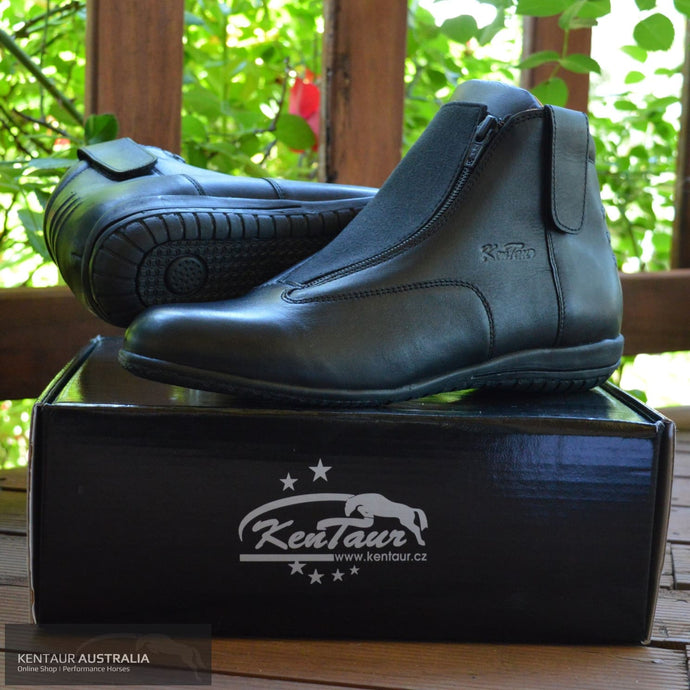 Kentaur 4Rider Sport Boots 40 / Black Only Footwear