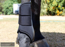 Load image into Gallery viewer, Kentaur Boots With Rubber Shell Dressage Boots