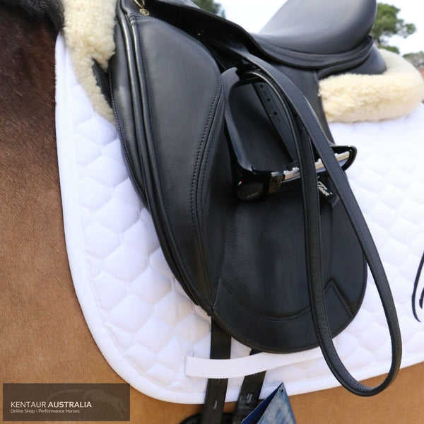Kentaur Calf Stirrup Leathers With Nylon Lining Saddle Accessories