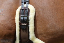 Load image into Gallery viewer, Kentaur Camarque Stud Girth With Sheepskin Jumping Girths