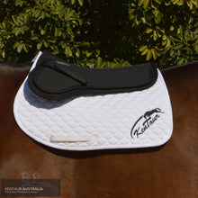 Load image into Gallery viewer, Kentaur Corrective Half Pad Saddle
