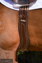 Load image into Gallery viewer, Kentaur 'dijon' Girth Saddle Accessories