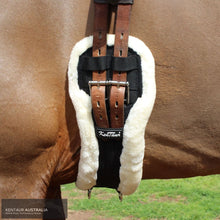 Load image into Gallery viewer, Kentaur 'Malmo' Dressage Girth White / 50cm / YES Dressage Girth
