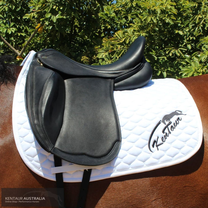 Kentaur Mono Pro Dressage Saddle Black Dressage Saddles