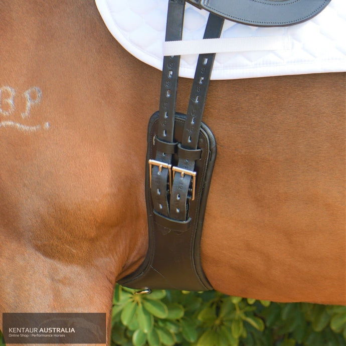 Kentaur Padova Dressage Girth Black / 40cm Dressage Girth
