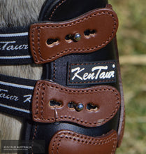 Load image into Gallery viewer, Kentaur 'roma Flicker' Hind Boots Training Jumping