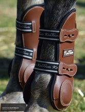 Load image into Gallery viewer, Kentaur Roma Leather Front Boots Jumping Boots