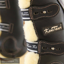 Load image into Gallery viewer, Kentaur Roma Leather Front Boots With Sheepskin Jumping