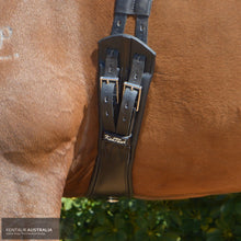 Load image into Gallery viewer, Kentaur Salerno Dressage Girth Black / 50cm Dressage Girth