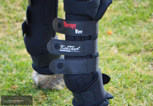 Load image into Gallery viewer, Kentaur Therapy Wave Magnetic Hind Thermo-Bandages Stable Boots