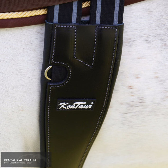 Kentaur Verona Jumping Girth Black / 135Cm Jumping Girths
