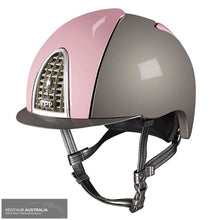Load image into Gallery viewer, Kep Cromo Shine Xc Helmet Pink/grey / Small (51-58) Kep Helmets