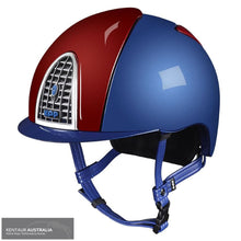 Load image into Gallery viewer, Kep Cromo Shine Xc Helmet Red/blue / Small (51-58) Kep Helmets
