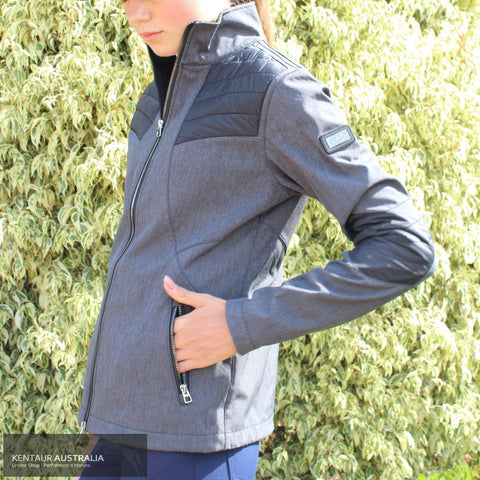 Kingsland Aubrey Womens Casual Jacket Grey / S Jumpers And Jackets