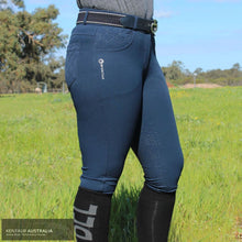 Load image into Gallery viewer, Montar 'Adalyn' Womens Casual Breeches Navy / AU 12 Casual Breeches
