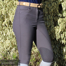 Load image into Gallery viewer, Montar Alicia Womens Casual Breeches Grey / AU 10 Casual Breeches