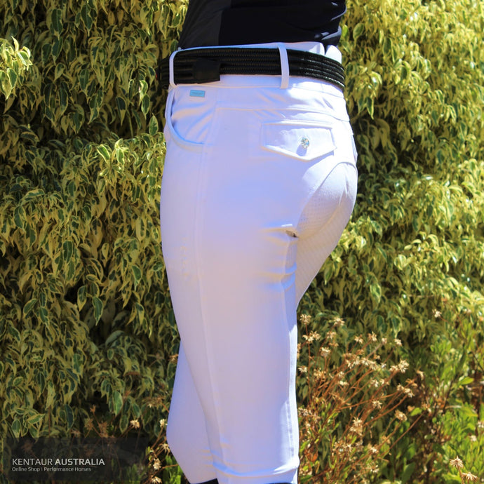 Montar Beth High Waist Womens Competition Breeches Competition Breeches