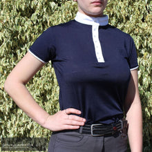 Load image into Gallery viewer, Montar Candy Womens Competition Shirt Navy / Extra Small Competition Shirt