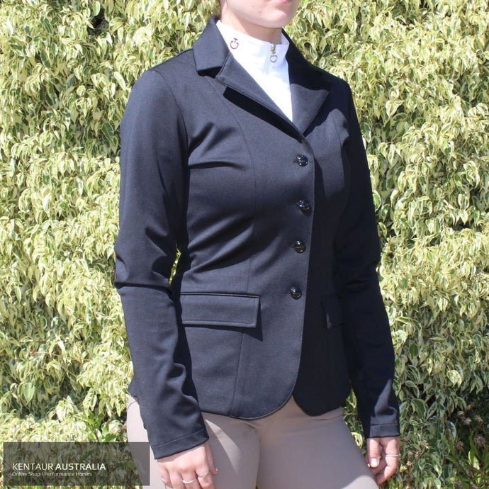 Montar Cherry Womens Competition Jacket Black / 36 (AU8) Show Jackets