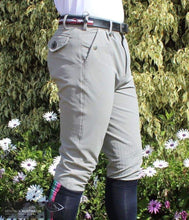 Load image into Gallery viewer, Montar ESS Gary Mens Casual Breeches Grey / 54 (Extra Large) Casual Breeches Men
