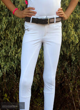 Load image into Gallery viewer, Montar Molly High Waist Childrens Competition Breeches Competition Breeches