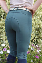 Load image into Gallery viewer, Montar Plain Ess Womens Casual Breeches Darkest Spruce / 42 (Au14) / Knee-Grip Casual Breeches