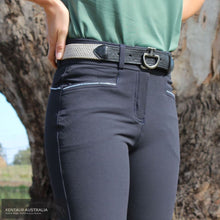 Load image into Gallery viewer, Montar 'Romy' Womens Casual Breeches Navy / AU 10 Casual Breeches