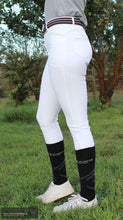 Load image into Gallery viewer, Montar 'Skyler' Womens Competition Breeches Competition Breeches