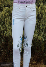 Load image into Gallery viewer, Montar Star Childrens Competition Breeches Competition Breeches