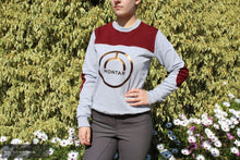 Load image into Gallery viewer, Montar Vina Womens Sweatshirt Plum / Small Jumpers and Jackets
