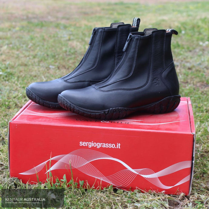 Sergio Grasso 'Walk & Ride' Boots Black / 37 Footwear